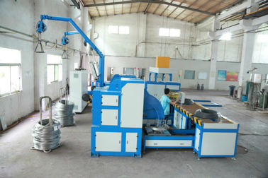 Trung Quốc 70KW Galvanized Wire Packing Machine 12000mm * 11000mm * 3500mm Size nhà máy sản xuất